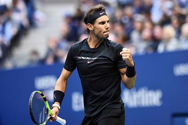 美网纳达尔完胜时隔4年再称霸 夺大满贯第16冠