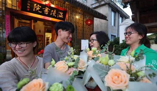 尊师重道,ca88亚洲城娱乐让教师节回归感恩的初心