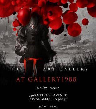 恐怖电影小丑回魂剧情预告片公布 小丑回魂什么时候在国内上映