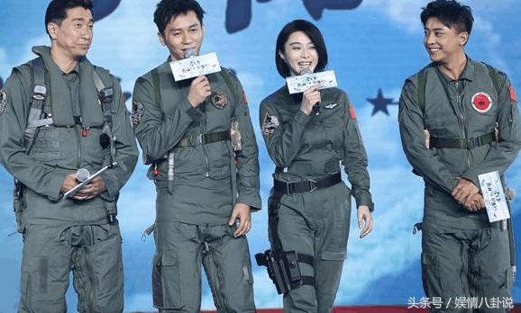 场面大过战狼2,空天猎挑战战狼2,网友:导演差两年军训
