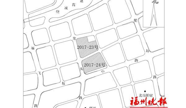 福州拟出让10幅地块 包括7幅住宅用地等
