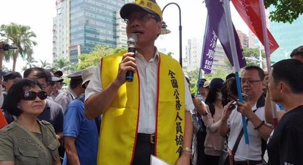 台湾军公教明年加薪3% 李来希:不如预期让人失望