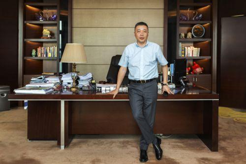 金辉集团董事兼东南区域总裁郑长胜先生