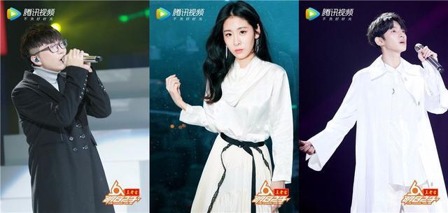 《明日之子》冠军候选争夺战一触即发 王嘉尔张碧晨将为谁助唱?