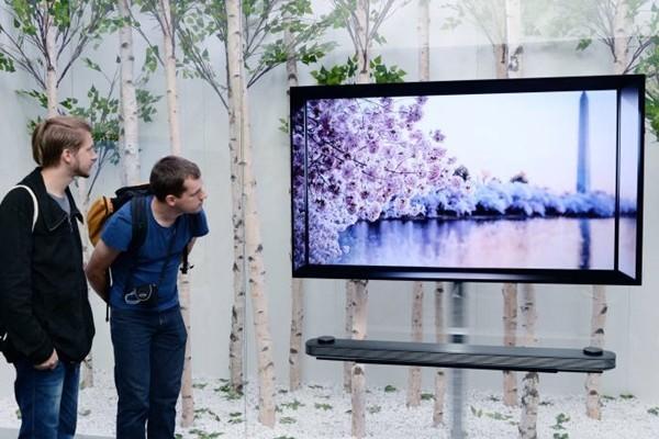 中国日本电视制造商向LG下单 需要OLED面板