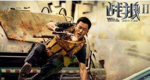 《战狼2》票房口碑双丰收,导演吴京却负面缠身,被吐槽太没素质