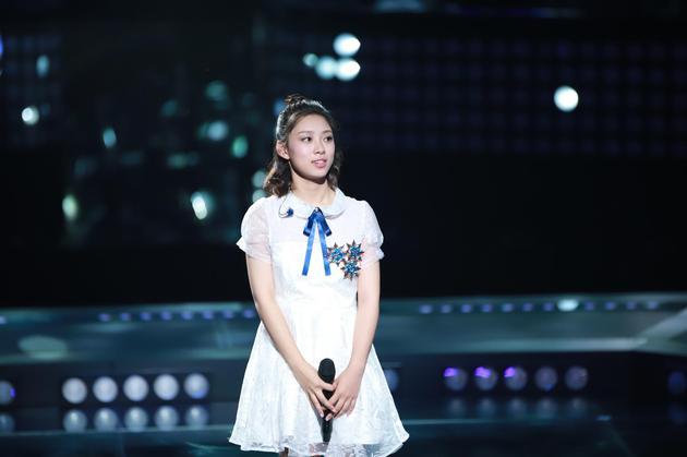 中国新歌声叶炫清:不想和张碧晨比较 节目组对我很公平