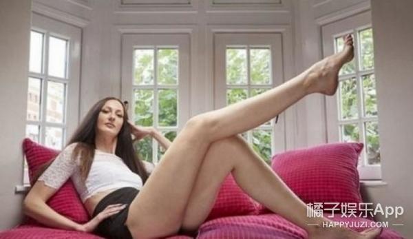 世界第一腿长小姐亮相俄罗斯 132cm的大长腿震撼动图霸道十足!