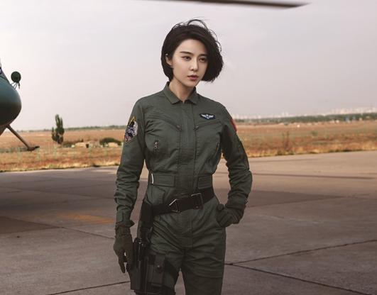 范冰冰为了这部电影剪去了长发,空天猎是国产片票房的接力棒?