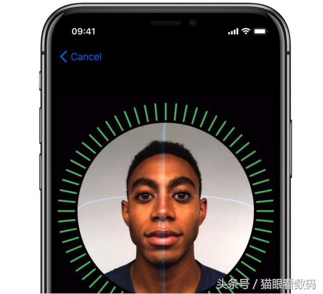 iPhone X面部识别模仿安卓?原理和三星小米完全不同!