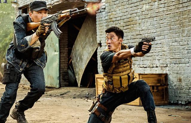《战狼3》已筹划开拍,吴京:就算零片酬也不会邀请他参演!