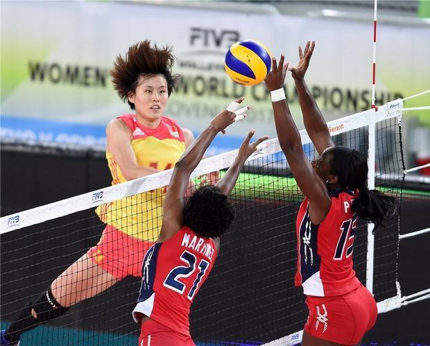 U23世锦赛:中国女排0-4多米尼加 进4强岌岌可危