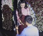 李晨求婚成功 范爷泪奔