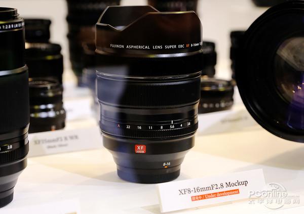 大光圈超广角来袭 富士XF 8-16mm F2.8或明年见