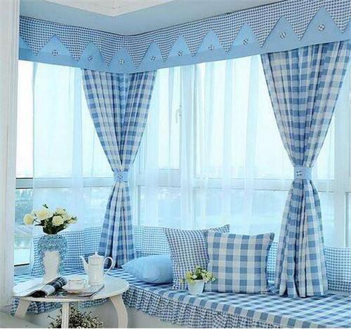 客厅窗帘颜色搭配不可忽视 客厅最好不要选粉色窗帘