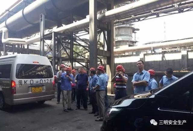国务院安委会安全生产督查组深入三明各地开展督查工作