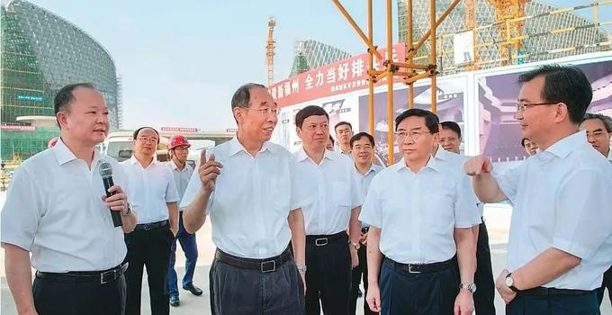 """六个""""大招""""齐发力!福州这样建设品质一流的滨海新城!"""