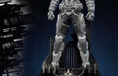 仰慕高玩:特制白色蝙蝠侠手办推出 售价6200元