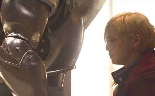 《钢炼》真人电影遭动画版导演批评:不该全用日本演员