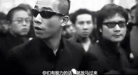 陈小春发微博问自己凶吗?网友回复亮了,楼下纷纷评论:兄弟别怂