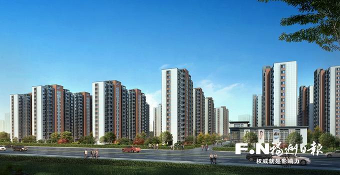高标准建设住房学校医院 滨海新城打造民生设施样板