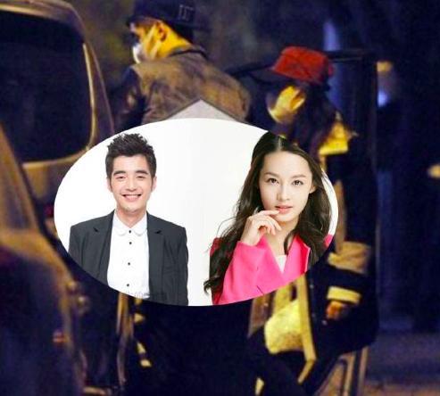 李沁曾被爆料去他家过夜 因李沁参加综艺节目致两人分手