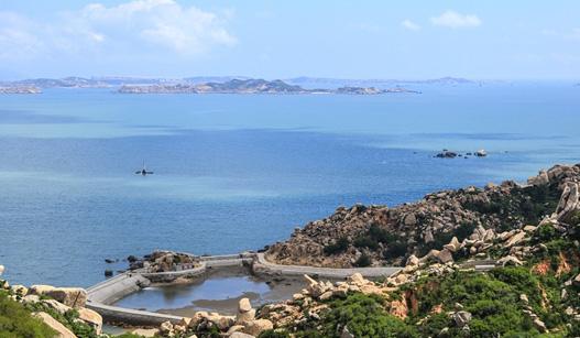 魅力岚岛:别样的海岛风情