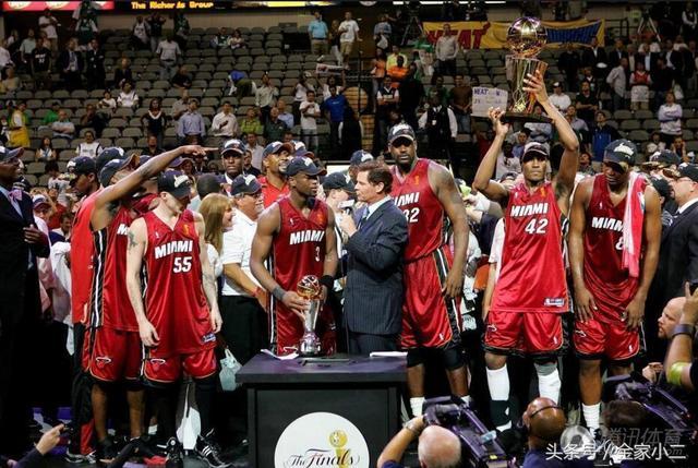 詹姆斯和韦德再次联手,NBA骑士队冲冠有望