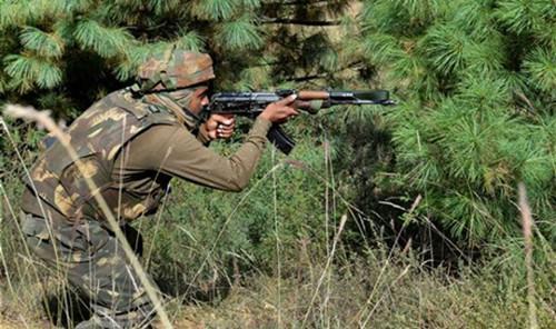 印军一日内两线作战 打巴铁又在印缅边境开火 印度缅甸关系不好?
