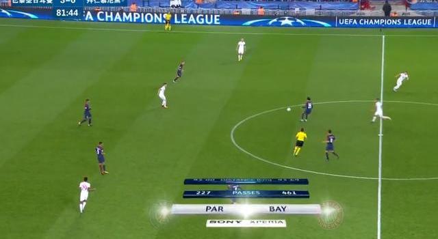 欧冠巴黎vs拜仁,都认为内马尔和卡瓦尼和好了,又出这样的事