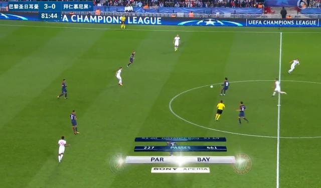欧冠巴黎vs拜仁,都认为内马尔和卡瓦尼和好了,又出了这样的事情