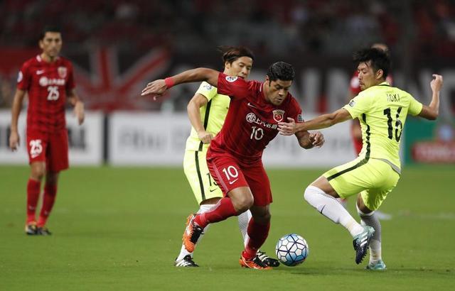 上港遭逼平进决赛堪忧,亚冠淘汰赛最能抗日本球队非恒大
