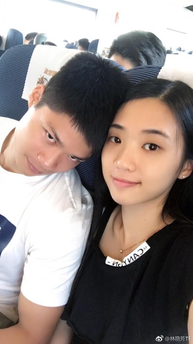 苏炳添与林艳芳大婚,爱情长跑12年,又一次相信了爱情