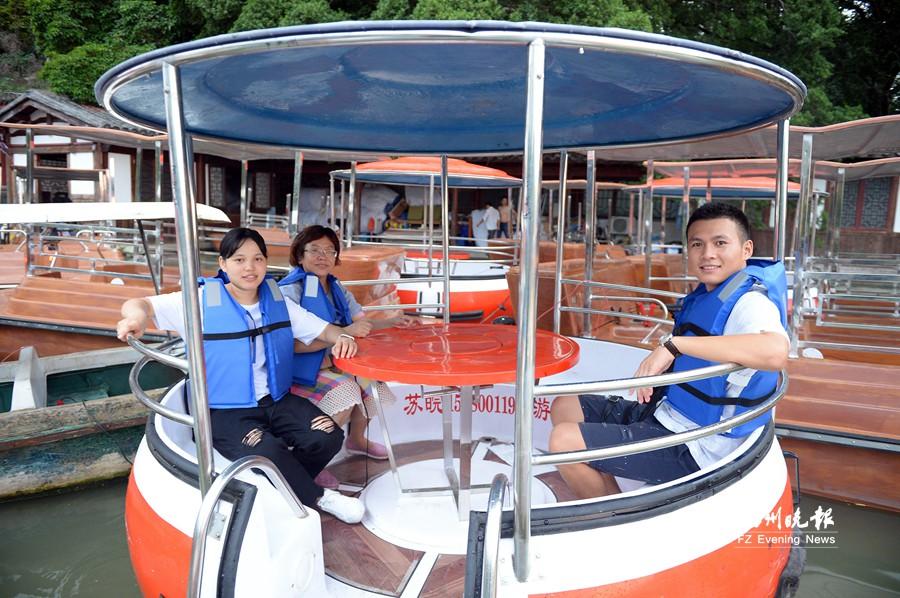 ca88亚洲城手机版下载_西湖公园二号码头试运营 乘船可畅游西湖和左海