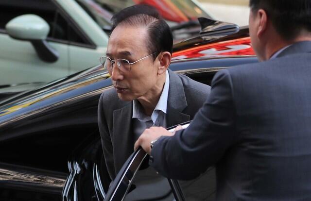 韩议员李相敦:如腐败事件水落石出 李明博除接受审判外无路可走
