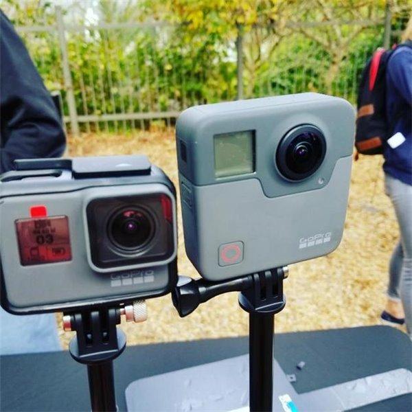 "GoPro新品启示:运动相机巨人把未来寄托在""换心""上"