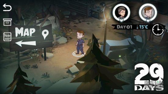 29 Days游戏特色及试玩体验 29天手游好玩吗?