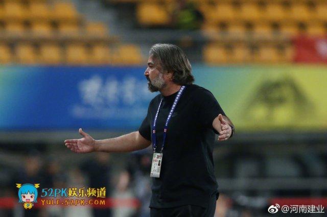 建业宣布亚森下课 郭光琪接任带领球队力求保级