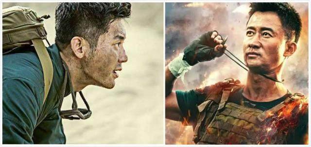 《空天猎》和《战狼2》票房天地之差?李晨比吴京输在这点