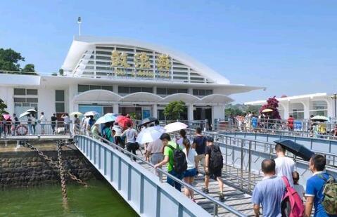国庆鼓浪屿实行游客总量控制 每日接待不超5万人