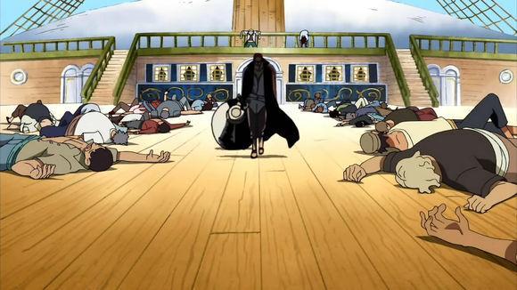 海贼中霸王色霸气最强的四人 他们霸气已强到无法想象的地步