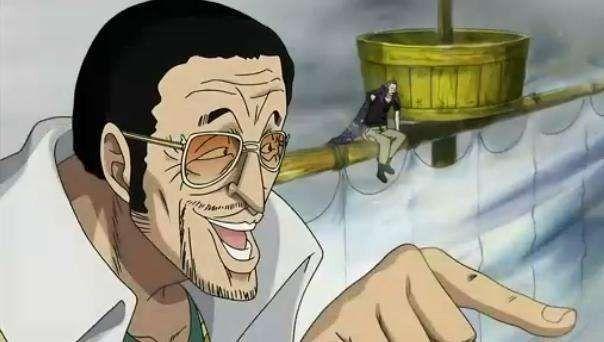 海贼王身份神秘的大将黄猿,对待索隆格外残酷!