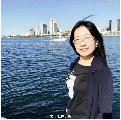继章莹颖后又一北大女生在美国失联 失踪女生唐晓琳个人资料