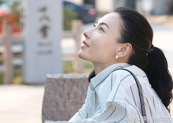 张柏芝中秋节唱星语星愿 在团圆日隔空喊话谢霆锋吗?