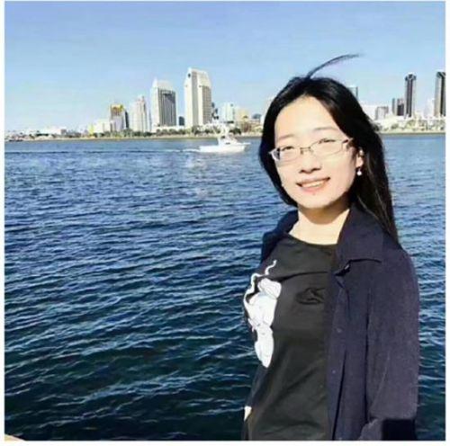 北大女生在美失联 唐晓琳个人资料 10月1日凌晨起失联