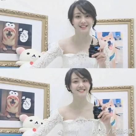 郑爽穿上婚纱好漂亮!宋丹丹带领郑爽拍《演员的诞生》你会看吗?