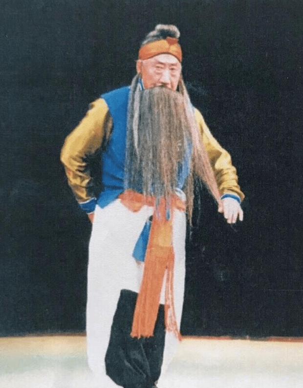 京剧艺术家张宝华仙逝享年87岁 郭德纲缅怀