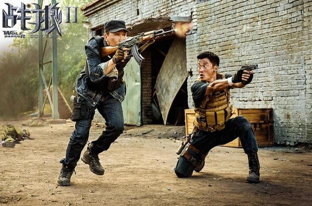 """厉害了!《战狼2》获得本届奥斯卡""""最佳外语片""""荣誉"""