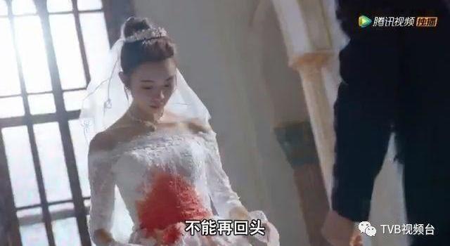 《使徒行者2》麦明诗卧底身份曝光!穿着婚纱被杀死!