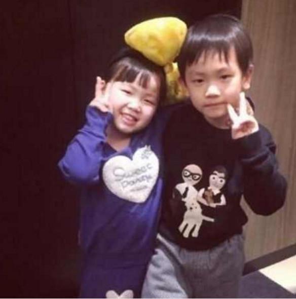 王宝强离婚案还在发酵,7岁儿子近照,王子豪给足全民安慰!